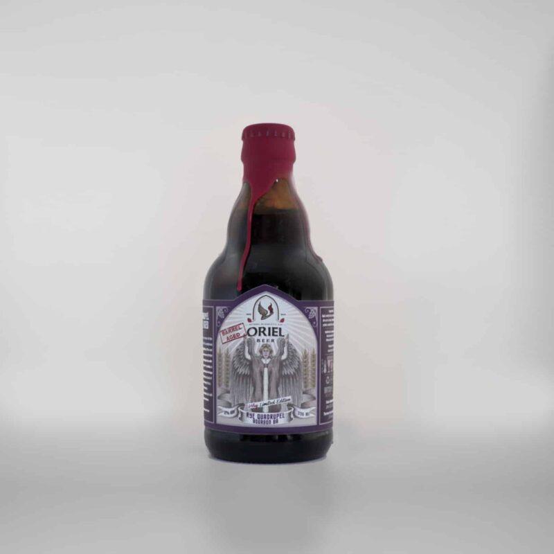 rye quadrupel bourbon ba