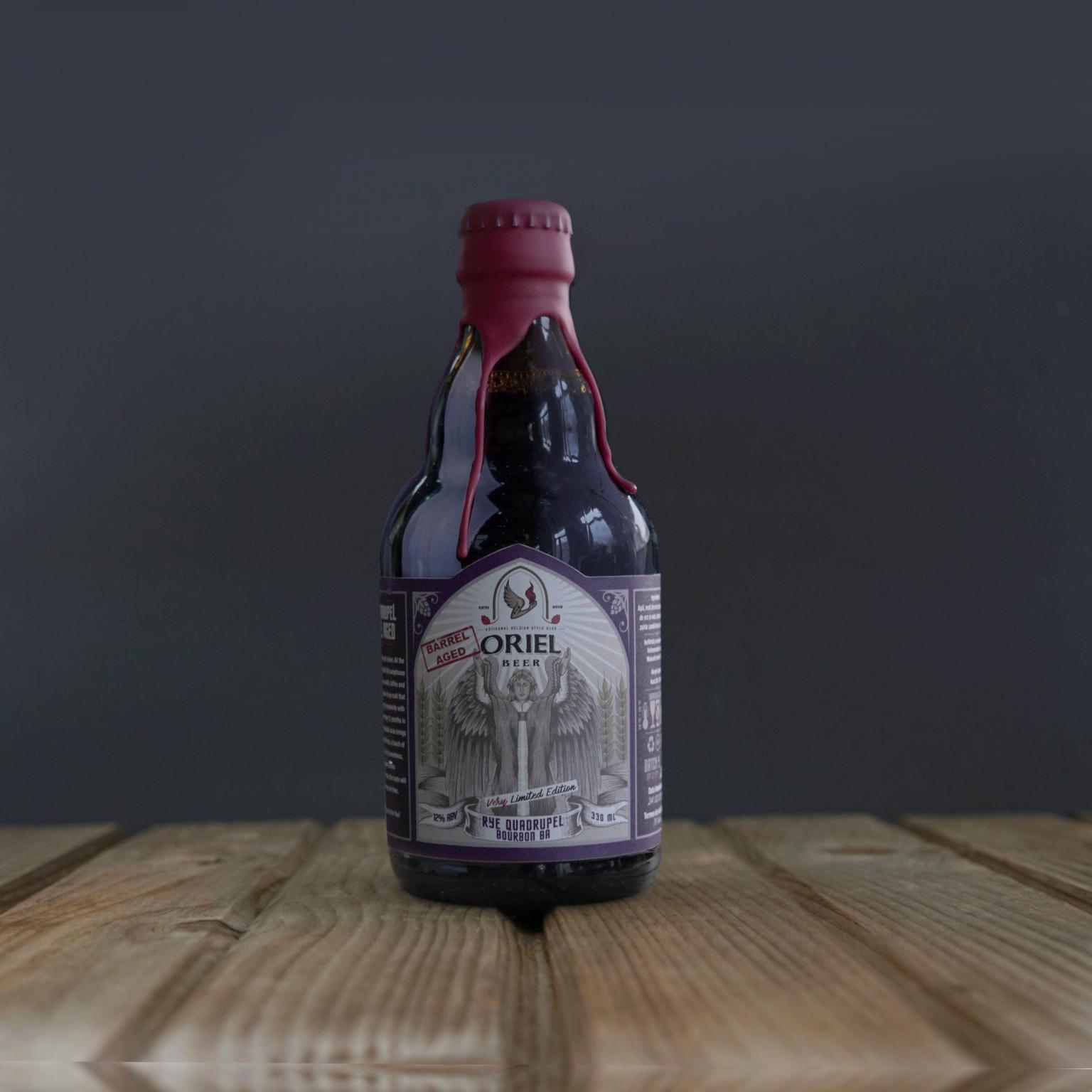 rye quadurpel bourbon ba